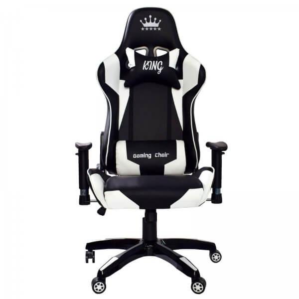 Midori Gaming Sportsitz schwarz/weiß