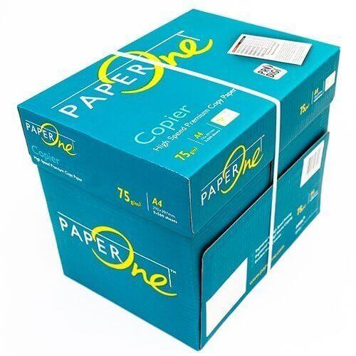 DIN A4 Paper One Copier 75 Premium Kopierpapier