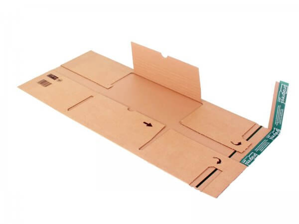 Ordner-Versandverpackung 320 x 290 x - 80 mm