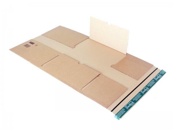 Universal-Versandverpackung 430 x 310 x - 90 mm
