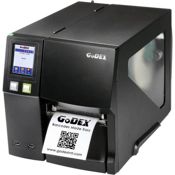 GoDEX Industriedrucker ZX1200i 203 dpi USB LAN seriell