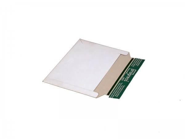 Versandtasche aus Vollpappe 228 x 163 mm quer