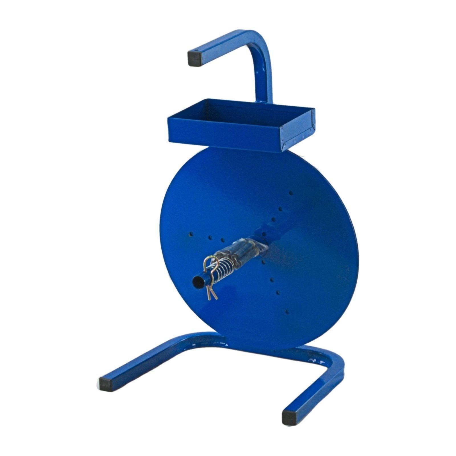 Abrollger/ät 850 m Umreifungsband Umreifungsset 16 mm 200 Verschlussklemmen Bandspanner