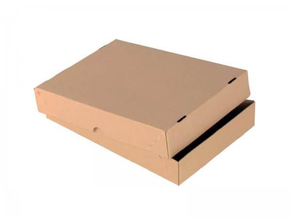 Stülpkarton DIN A4 305 x 215 x 50 mm