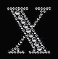 HERMA 15353 3x Crystal Sticker X