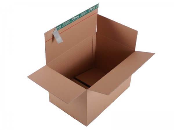 System-Versand-Transportkarton Premium 460 x 310 x 300 - 210 mm