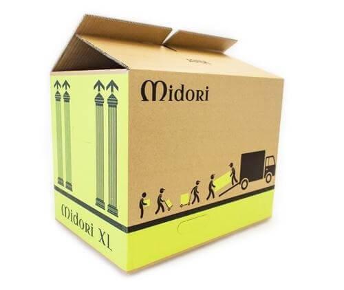 Midori Umzugskarton XL (2-wellig)