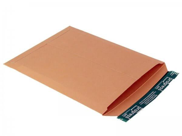 Versandtasche aus Vollpappe 375 x 295 x - 32 mm