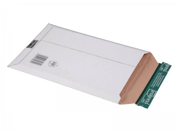 Versandtasche aus Wellpappe 352 x 250 x - 40 mm