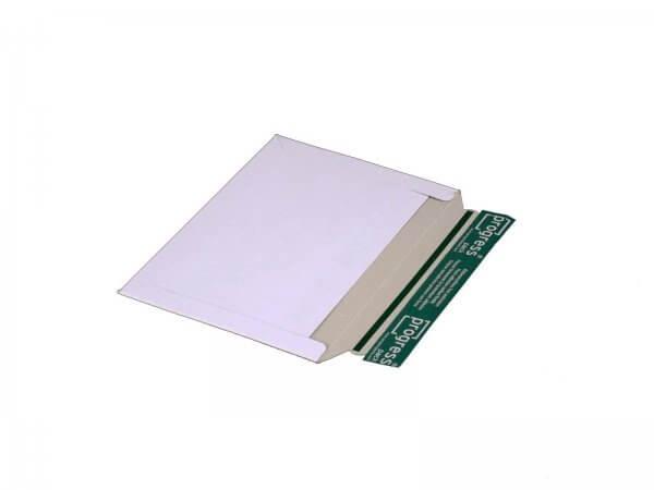 Versandtasche aus Vollpappe 249 x 175 mm quer