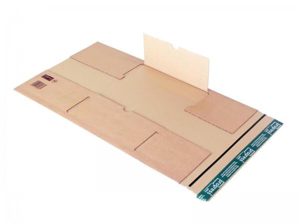 Universal-Versandverpackung 350 x 260 x - 70 mm