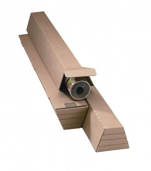 Trapez-Versandverpackung 1005 x 105 / 55 x 75 mm