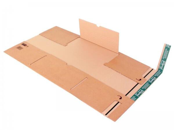 Universal-Versandverpackung 320 x 320 x - 55 mm