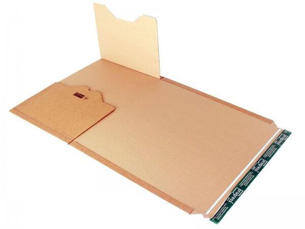 Universal-Versandverpackung 886 x 644 x 80 mm