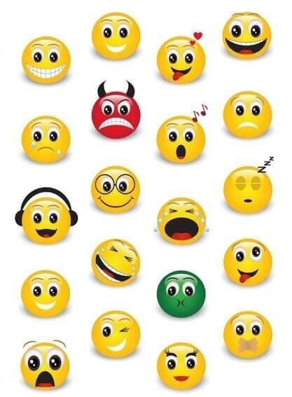 HERMA 3162 10x Sticker MAGIC Emojis Stone
