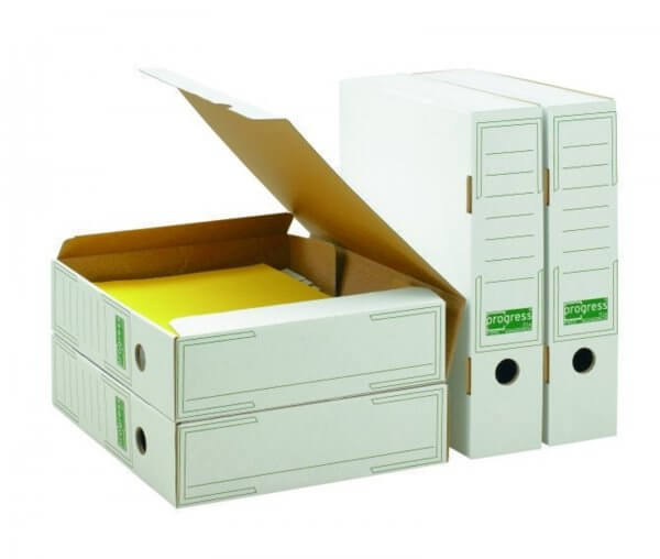BIANCO Ablagebox 320 x 253 x 72 mm Weiß