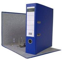 DIN A4 Aktenordner 8 cm PP Kunststoff Blau