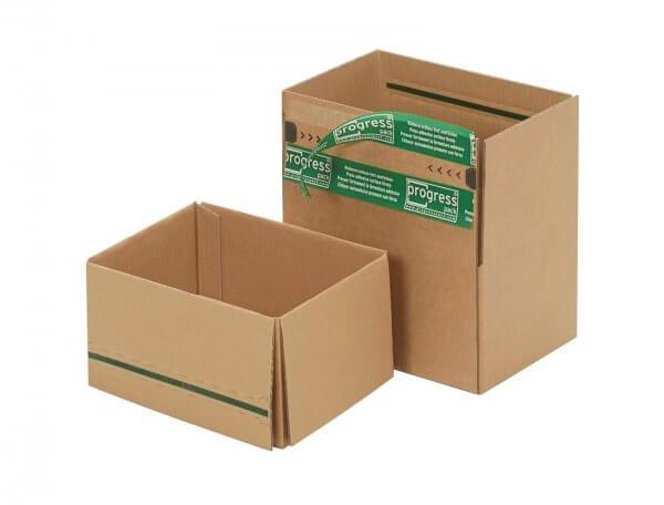 System-Versand-Transportkartons mit SuperFLAP 230 x 165 x 115 mm