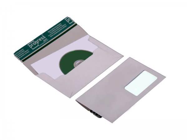 CD-Mailer 218 x 122 mm Fenster rechts