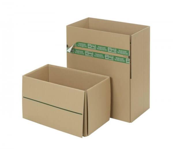 System-Versand-Transportkartons mit SuperFLAP 476 x 276 x 272 mm