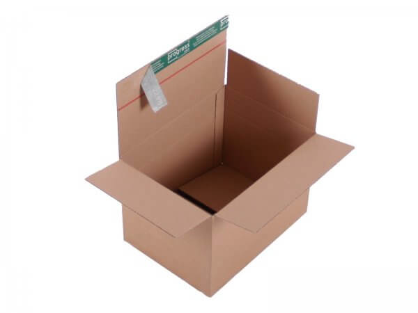 System-Versand-Transportkarton Premium 310 x 230 x 210 - 150 mm
