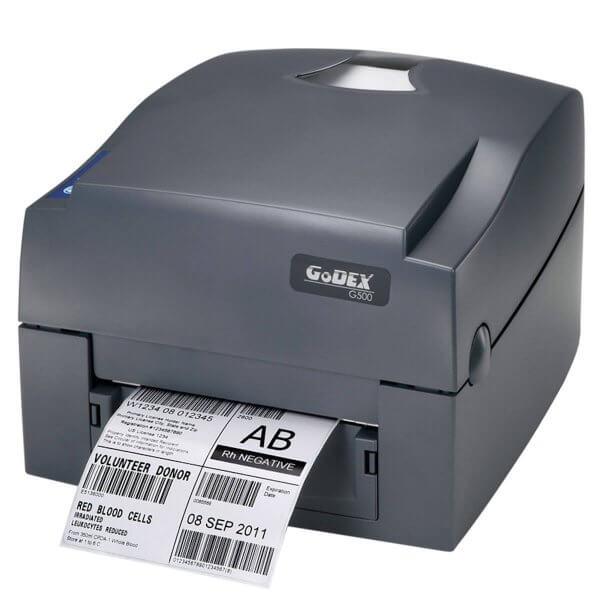 GoDEX Desktopdrucker G500 203 dpi USB LAN seriell